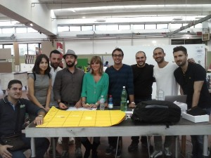 TIELab Team all'evento
