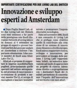 Innovazione e sviluppo ad Amsterdam